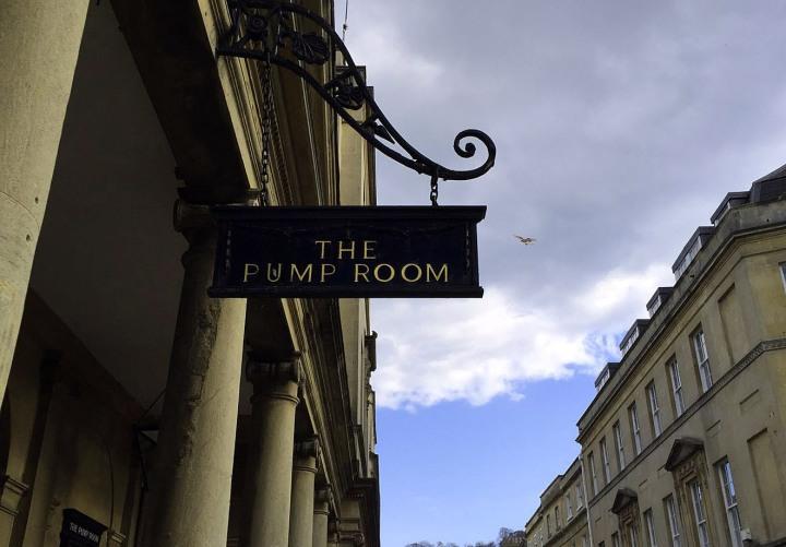The Pump Room - Bath